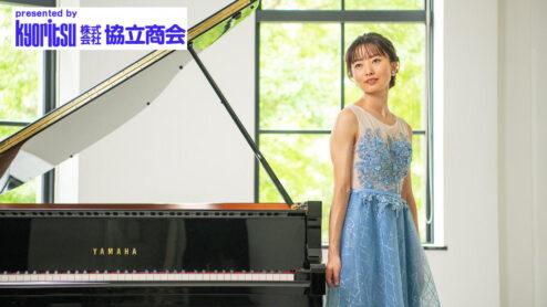 【ピアノのゆふべ】伊藤 悠里さん