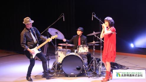 【ロビーコンサート】KOH―ブルース ハープ With 荒木 怜― ドラム