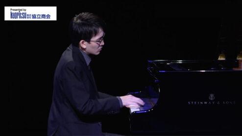 第69回ピアノのふゆべ 「ロベルト&クララ・シューマン」ピアニスト百瀬功汰